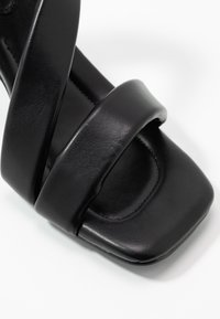 RAID - ZELIE - High heeled sandals - black - 2