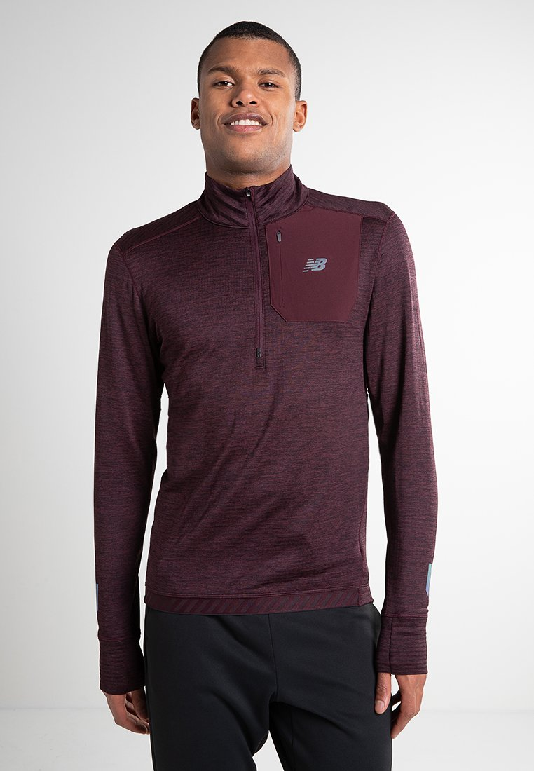 New Balance - Sports shirt - hhh hennahtr