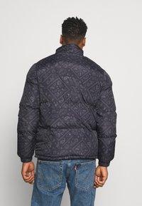 Brave Soul - Winter jacket - navy - 2