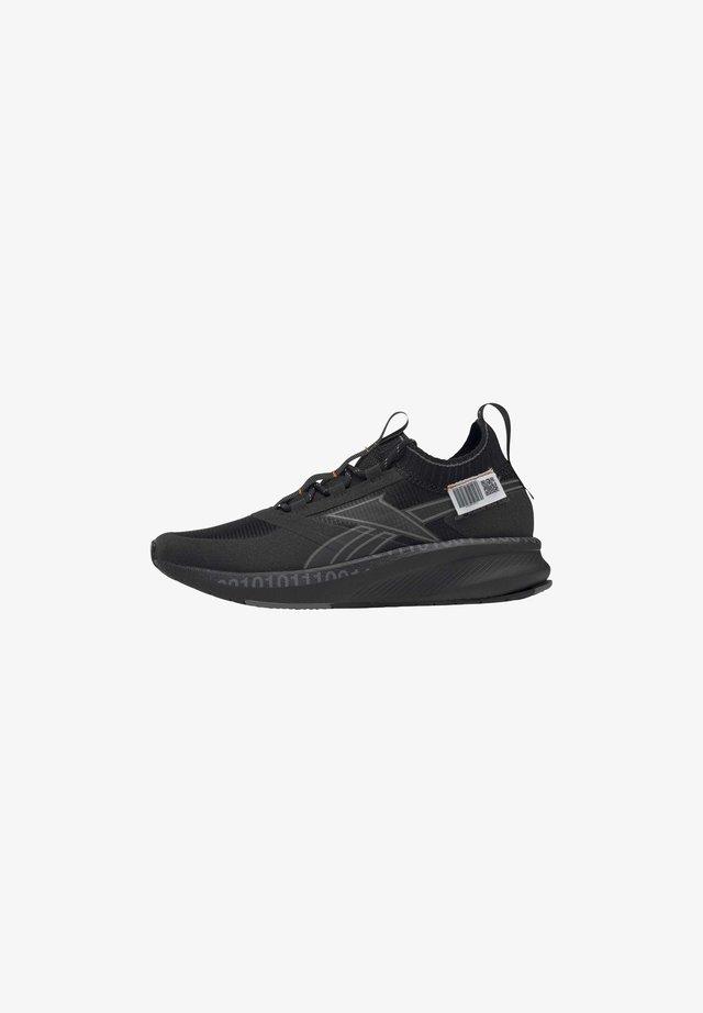 REEBOK FUSIUM RUN 20 SOCK SHOES - Sneaker low - black