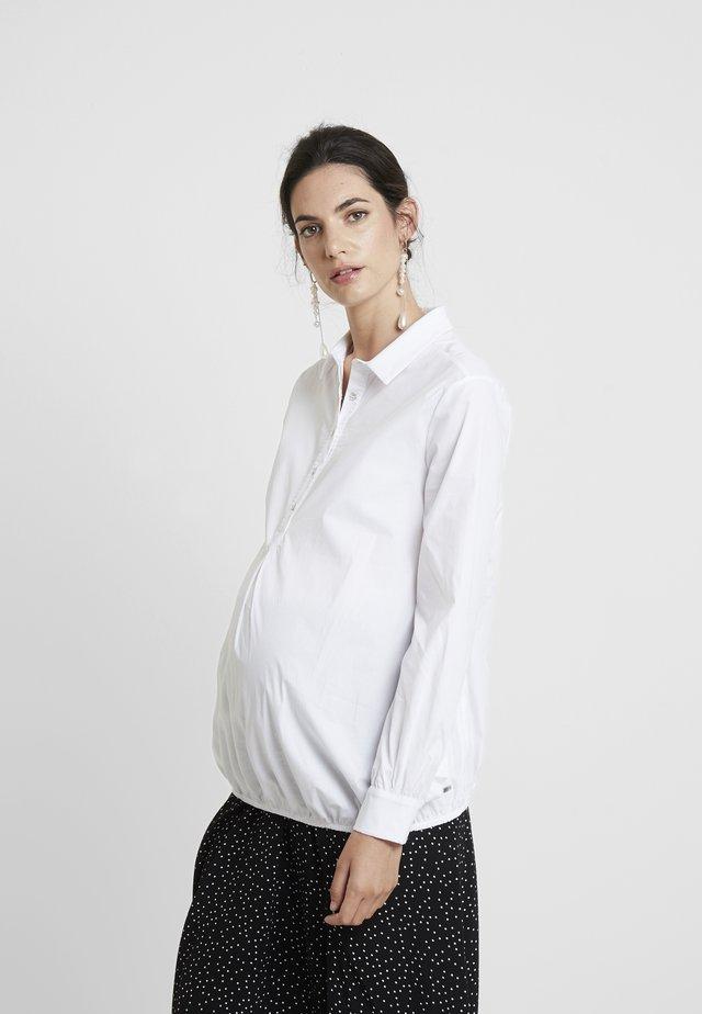 Bluzka - bright white