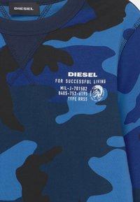 Diesel - SWILLY UNISEX - Sweatshirts - blue - 2