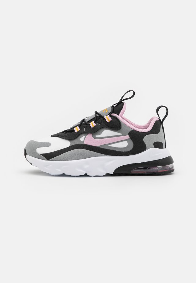 AIR MAX 270 - Sneakersy niskie - particle grey/light arctic pink/dark sulfur