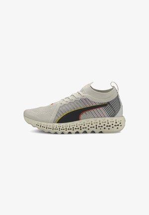 Neutral running shoes - vaporous gray