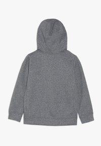 Nike Sportswear - CLUB HOODIE UNISEX - Jersey con capucha - carbon heather - 1
