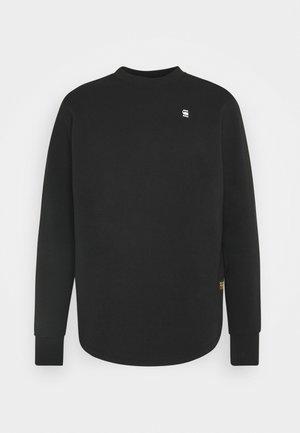 LASH R SW L\S - Sweatshirt - saturn dark black
