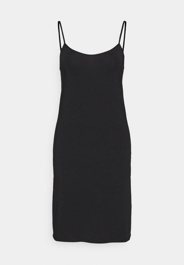 JAANA - Korte jurk - schwarz