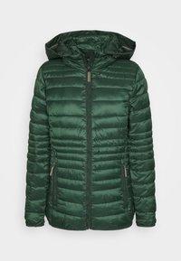 Lett jakke - dark green