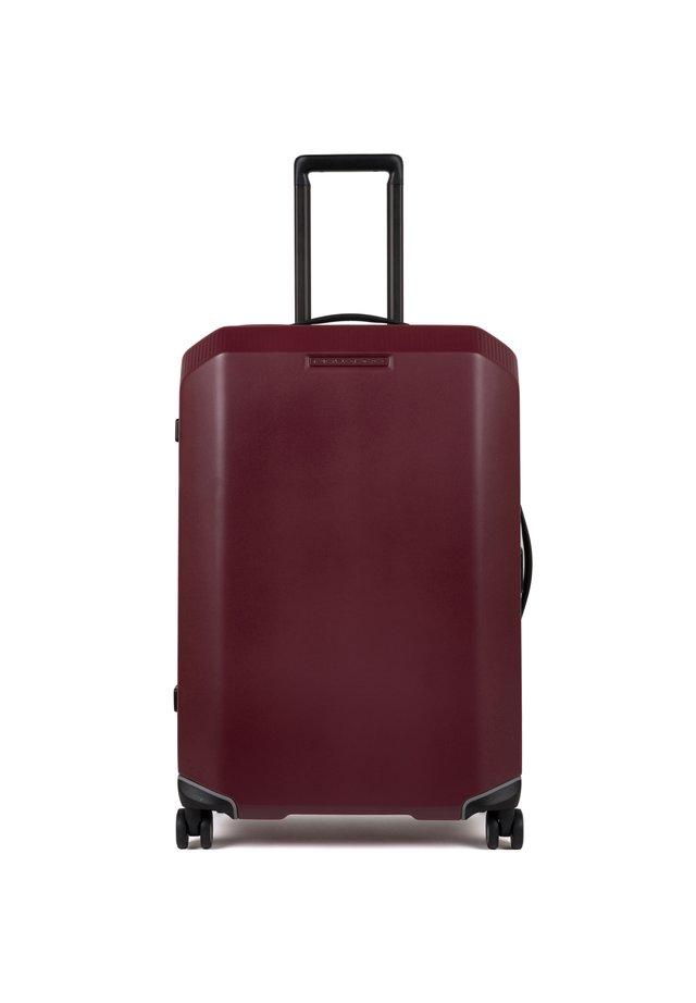 Trolley - burgundy