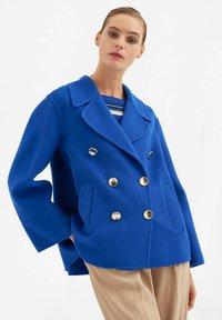 Luisa Spagnoli - Short coat - royal blu - 0