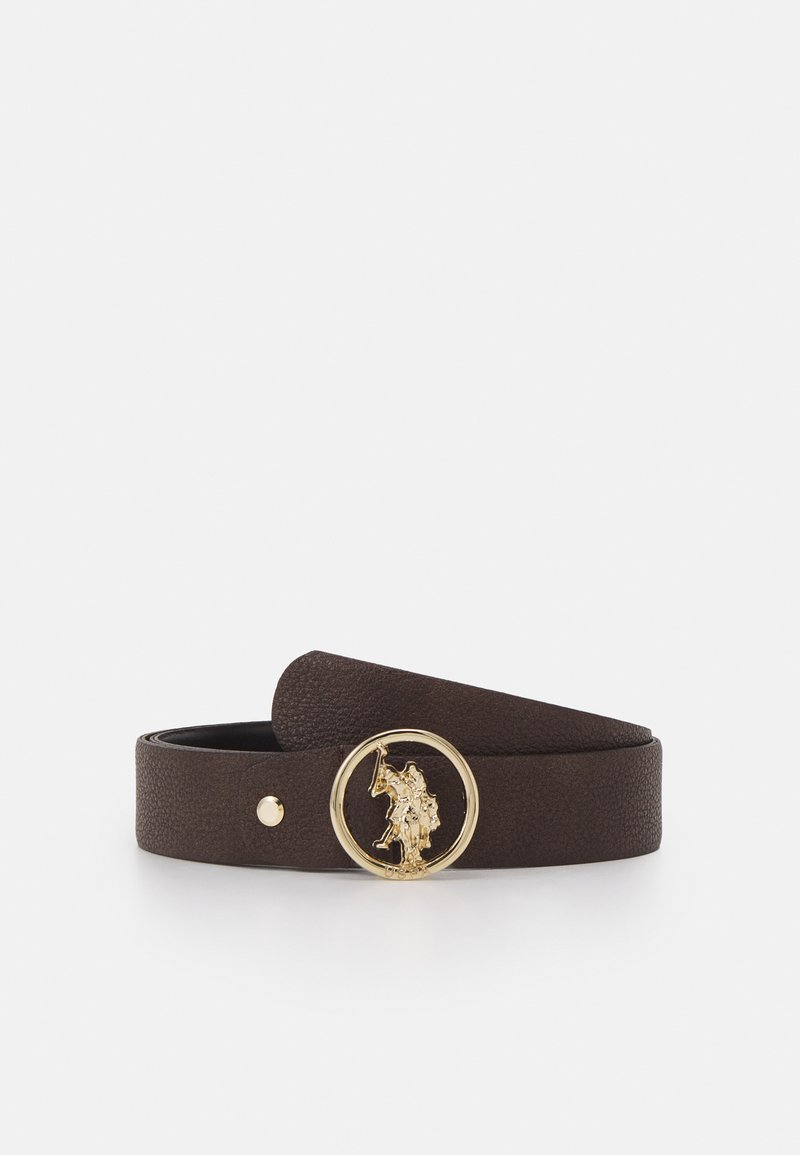 U.S. Polo Assn. - GARDENA BELT - Vyö - brown
