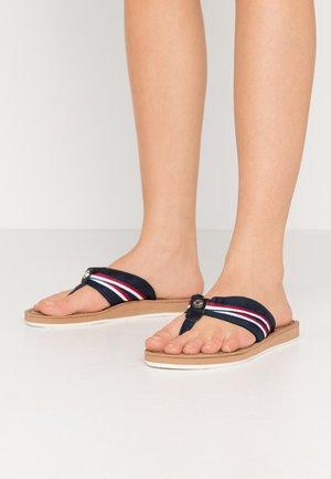 Flip Flops - navy