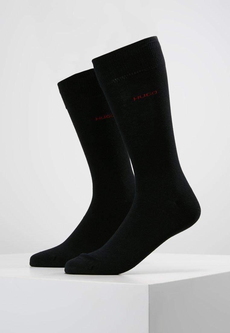 HUGO - 2 PACK - Socks - black