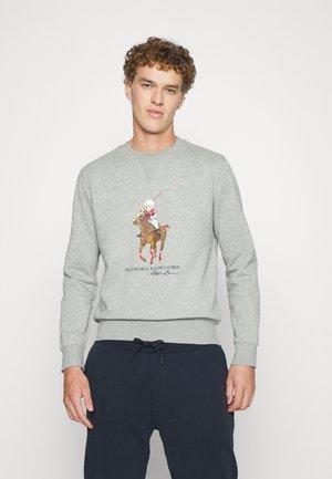 Sweater - andover heather