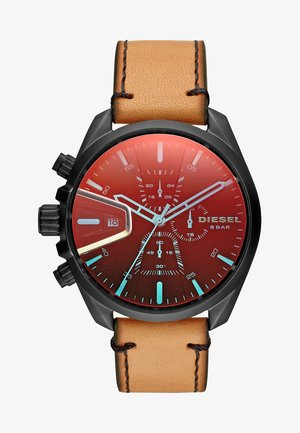 MS9 CHRONO - Chronograph watch - braun