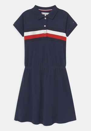 Day dress - twilight navy