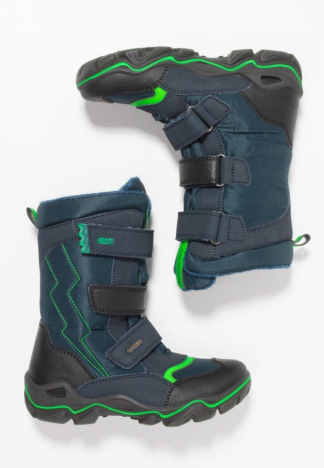 Winter boots - blue/petrol/nero