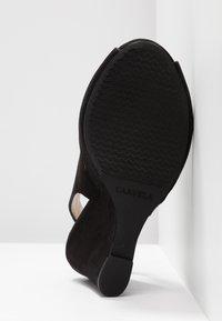 Carvela Comfort - ALEXA - Talons hauts à bout ouvert - black - 6