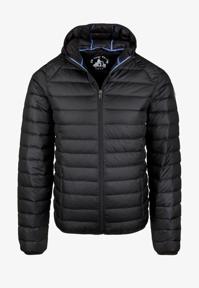 NICO - Gewatteerde jas - black