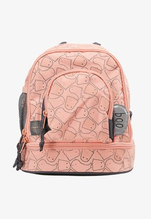 MINI BACKPACK SPOOKY - Rucksack - peach