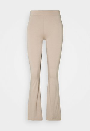 PETRA TROUSERS - Trousers - simplt taupe
