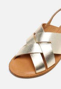 Zign - Sandals - gold - 7