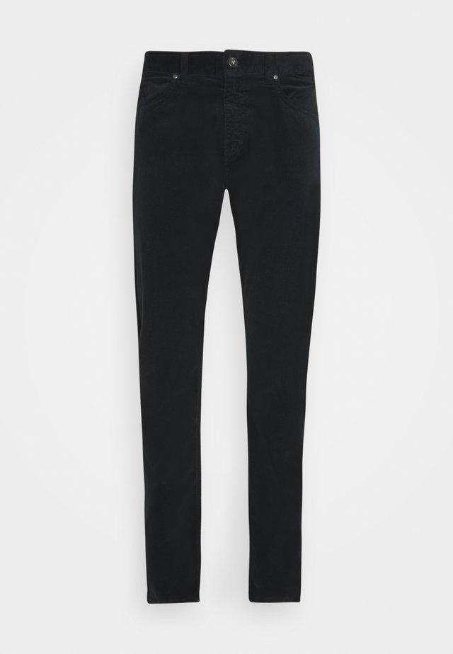 REX - Pantalon classique - black