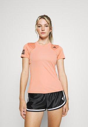 CLUB TEE - Print T-shirt - pink