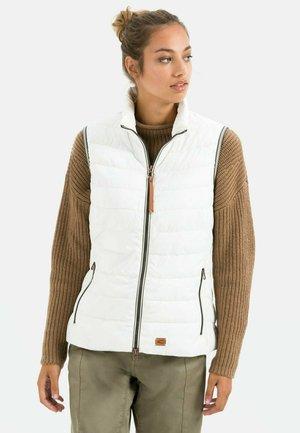 Waistcoat - off white