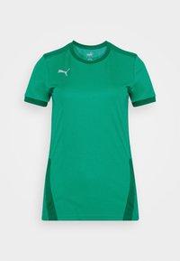 TEAM GOAL  - Sports shirt - pepper green/power green