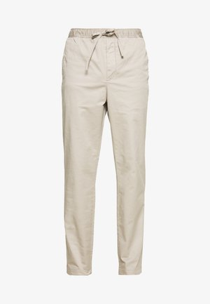 THEO TROUSER - Stoffhose - light sage