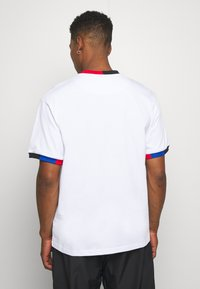 Karl Kani - SMALL SIGNATURE BLOCK TEE - Print T-shirt - white - 2