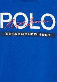 Polo Ralph Lauren - T-Shirt print - pacific royal - 3