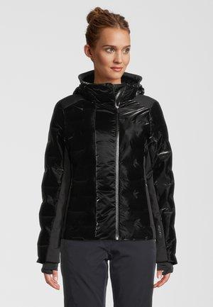 QUASAR W - Down jacket - black