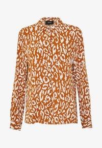 Object - OBJBAY - Button-down blouse - sugar almond/white - 3