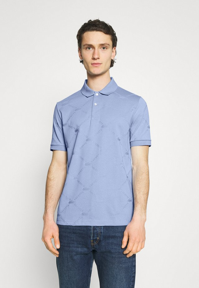 Piké - nattier blue