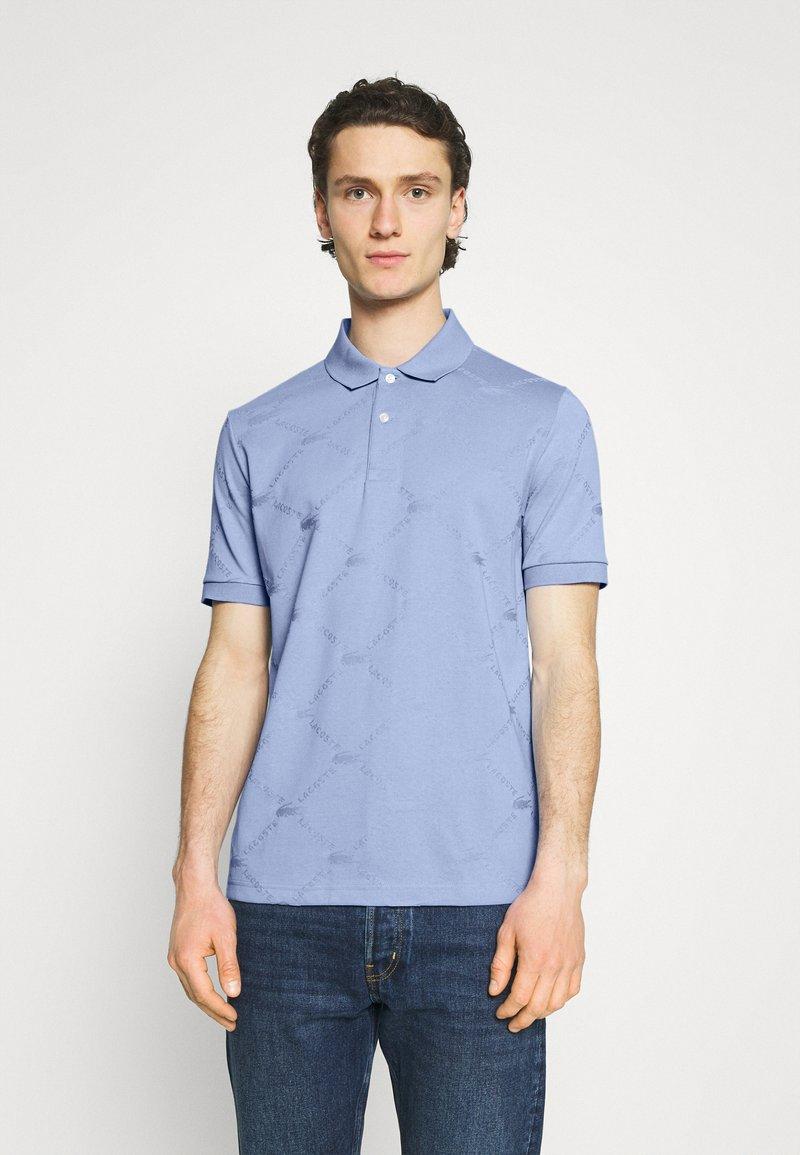 Lacoste LIVE - Polo shirt - nattier blue
