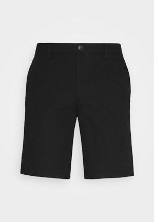 DENTON CORP STRIPE - Shorts - black