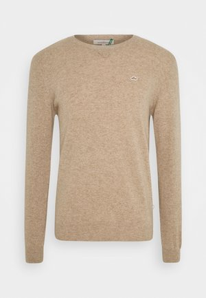 KNOX - Jumper - beige