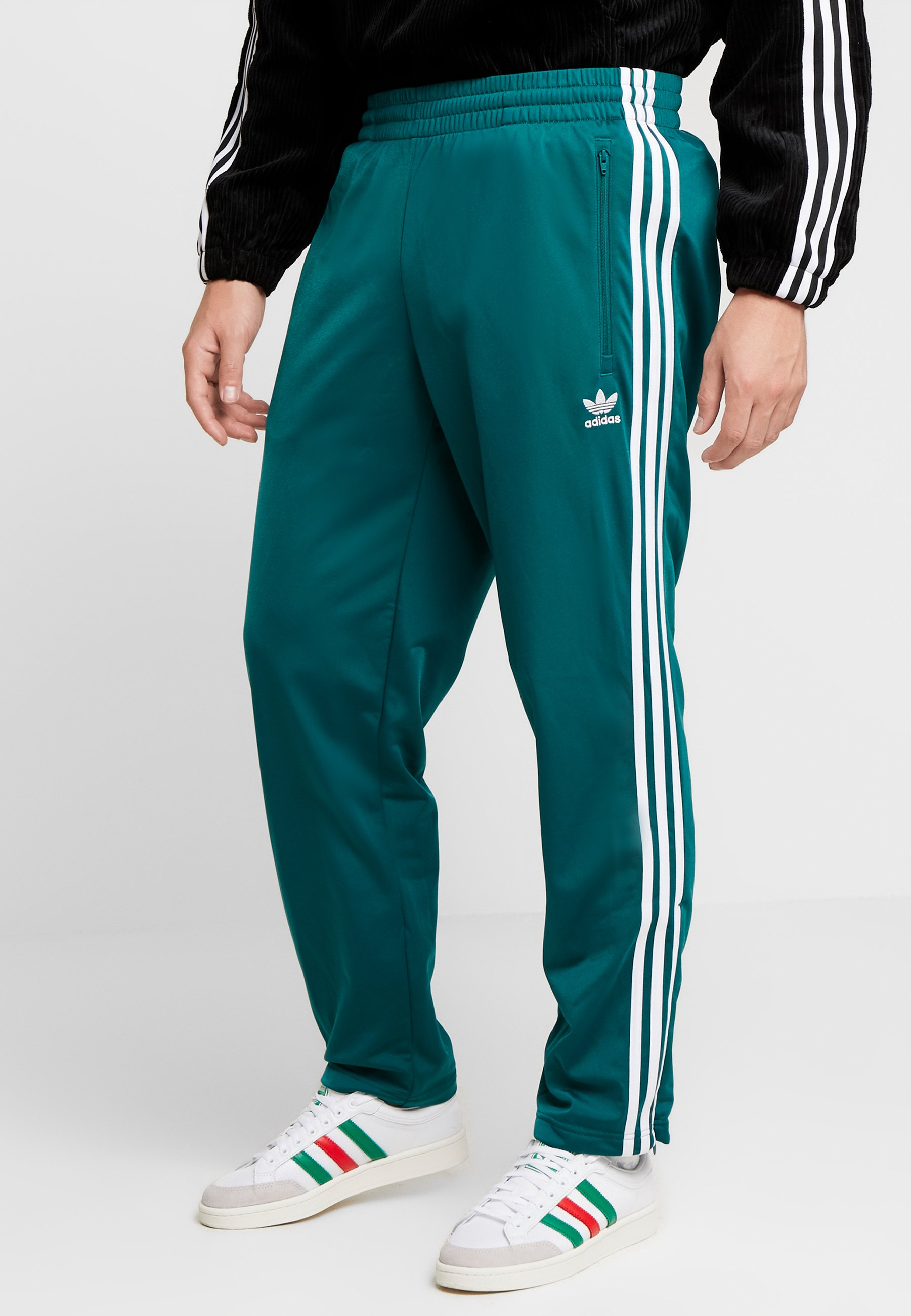 FIREBIRD ADICOLOR TRACK PANTS - Trainingsbroek - noble green