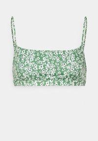 ARKET - Bikini top - green - 4