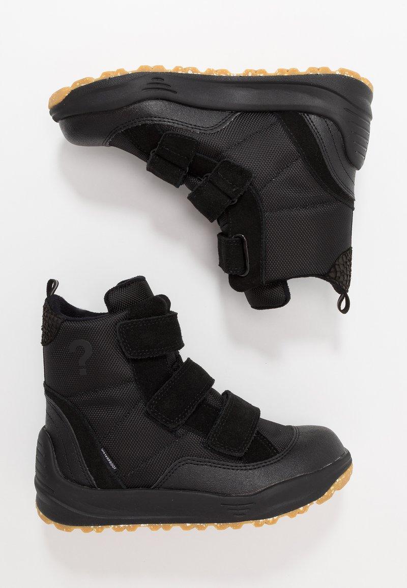 Woden - ADRIAN - Winter boots - black