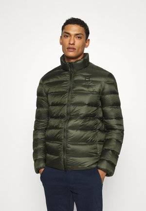 GIUBBINI CORTI  - Down jacket - dark green