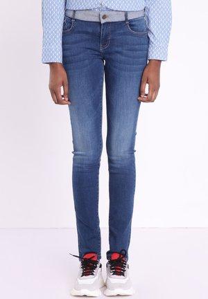 DAMEN - Slim fit jeans - denim brut