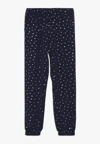 Tommy Hilfiger - PRINTED CUFFED PANTS - Trousers - blue - 0