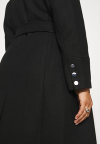 Forever New Curve - EMORY WRAP COAT - Classic coat - black - 6