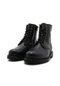 Rosa Stern - SUNNY  - Cowboy/biker ankle boot - black - 1