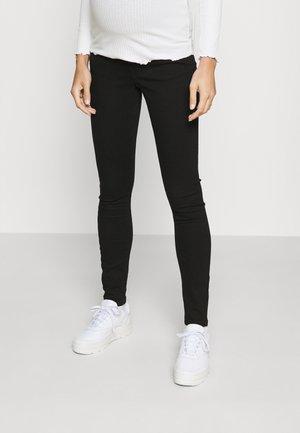 PCMHIGHFIVE FLEX  - Jeans Skinny Fit - black denim