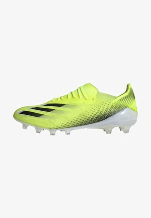 X GHOSTED.1 AG FUSSBALLSCHUH - Moulded stud football boots - yellow