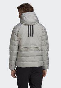adidas Performance - URBAN COLD.RDY PRIMEGREEN OUTDOOR DOWN JACKET - Down jacket - grey - 1